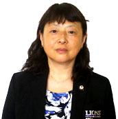 17期会長目黒 千恵子